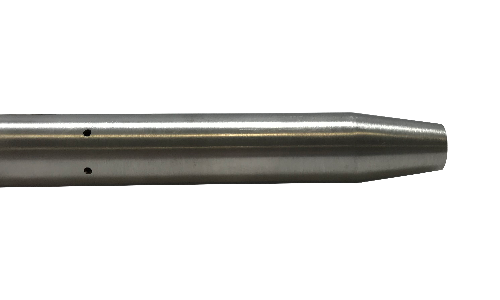 Heated & Drained Pitot-Static Probe