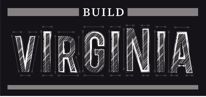 Build Virginia Logo